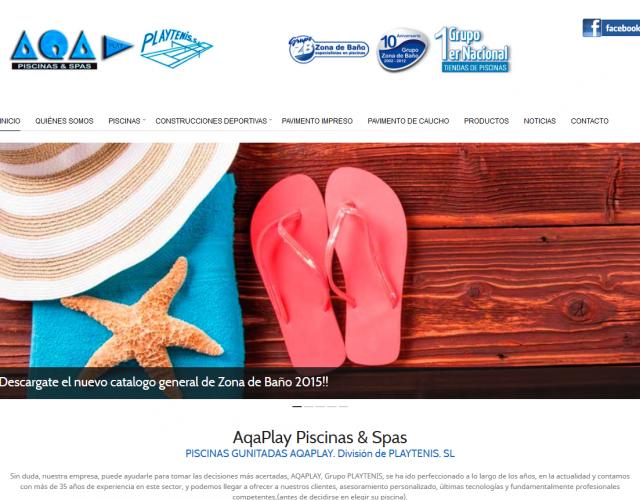 AqaPlay-web