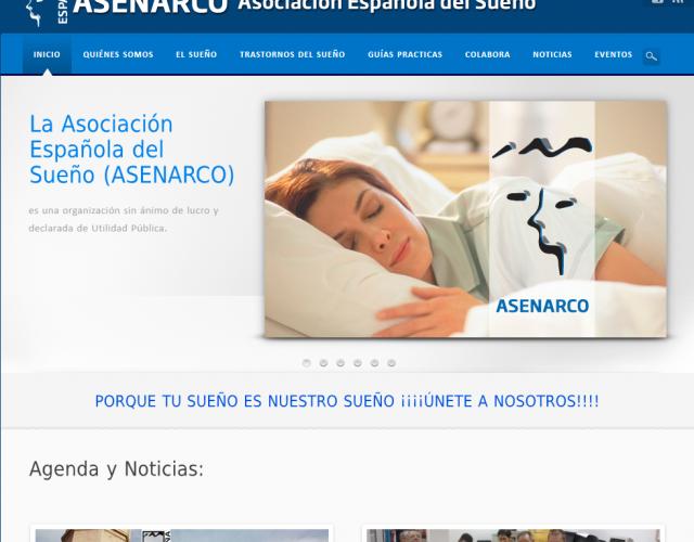 Asociación Española del Sueño (ASENARCO)
